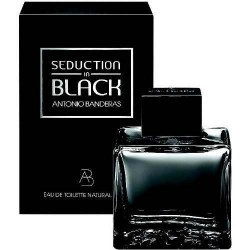 perfume hombre seduction in black